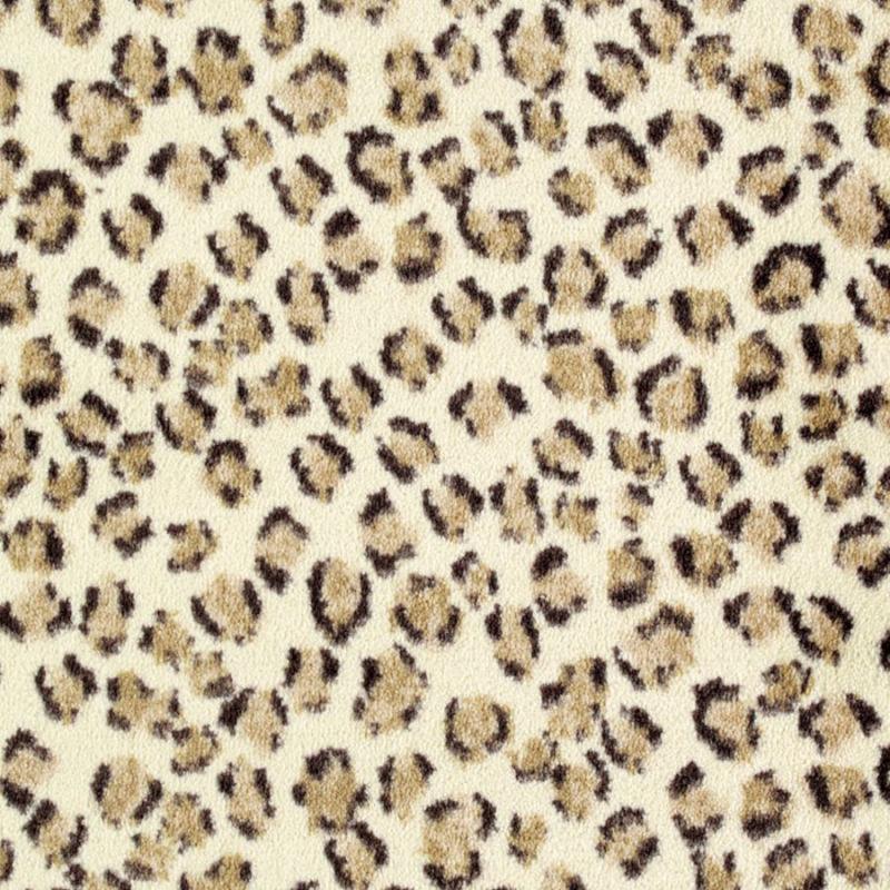 leopard skin swatch