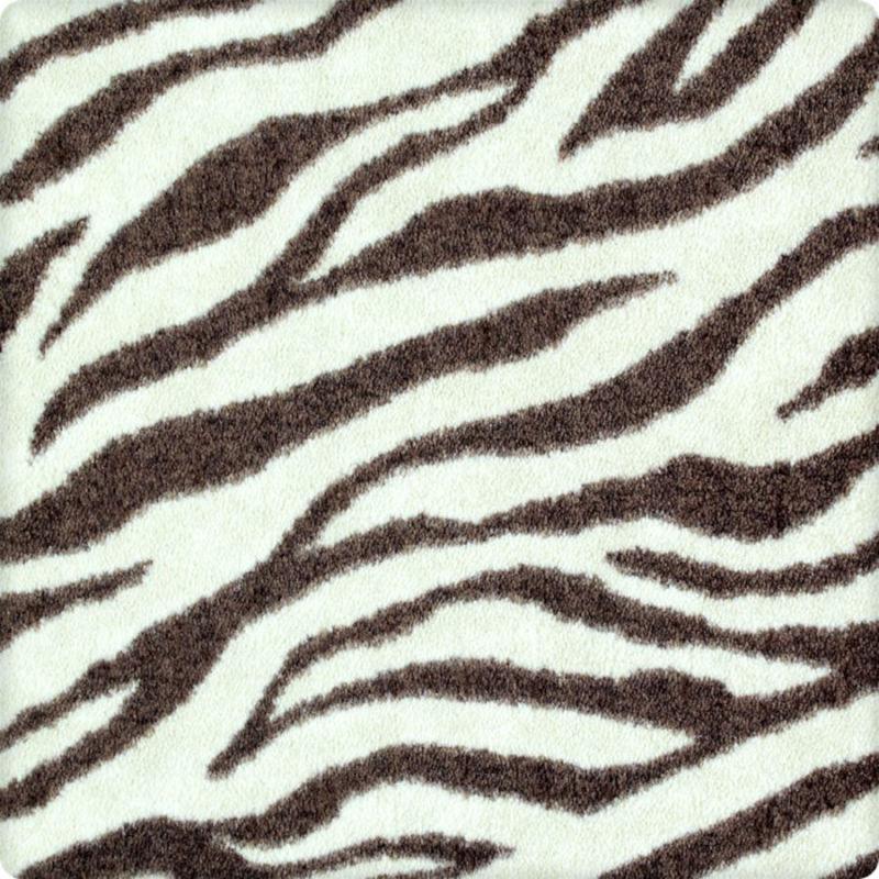 zebra skin swatch