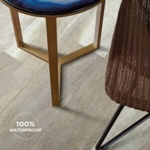 light grey luxury vinyl plank