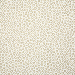 sand animal print fabric swatch