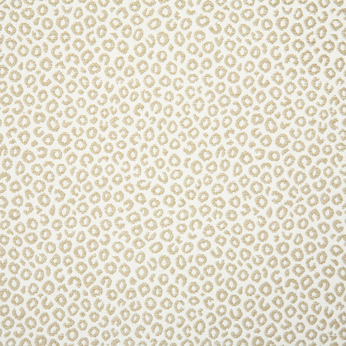 light leopard pattern fabric swatch
