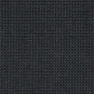 dark colored sisal rug swatch