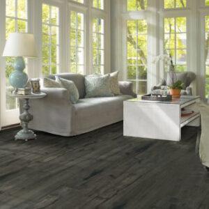 dark laminate flooring living room