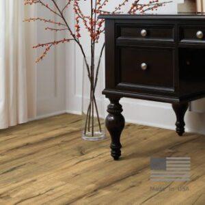 natural wood tone laminate floor