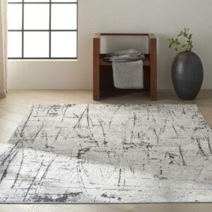 calvin klein textured area rug