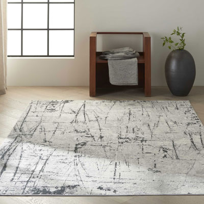 light pattern area rug