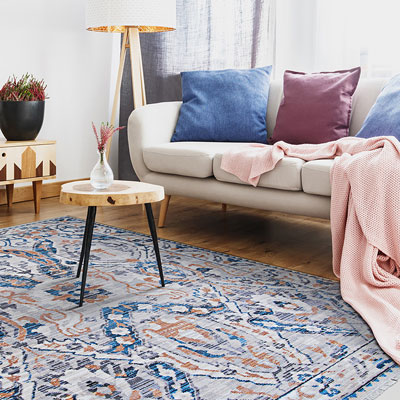 paisley area rug