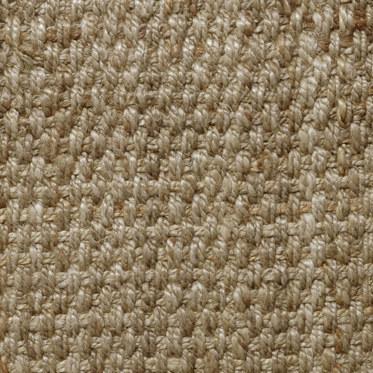 natural colored jute swatch