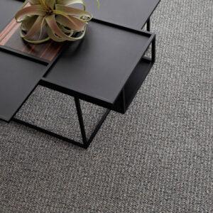 dark grey commercial carpet