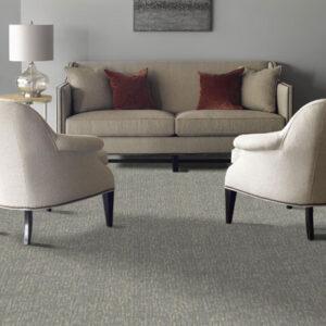 dark grey speckled commercial carpet