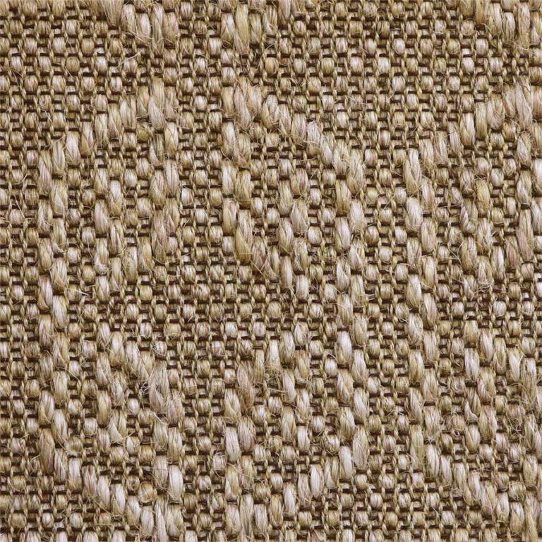 brown pattern sisal swatch
