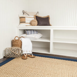 seagrass area rug