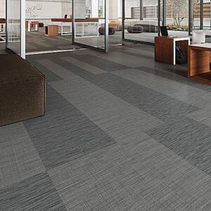 hemstitch resilient floor in office