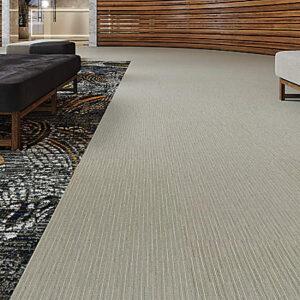 tan resilient flooring