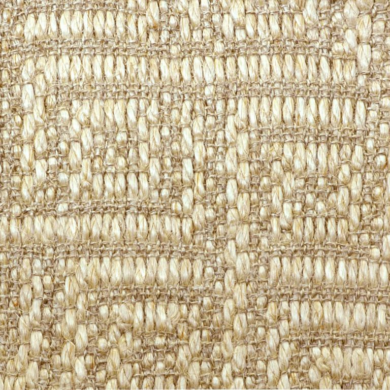 tan pattern sisal swatch