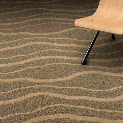 brown swirl pattern commercial carpet