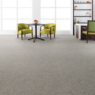 light grey commercial carpet