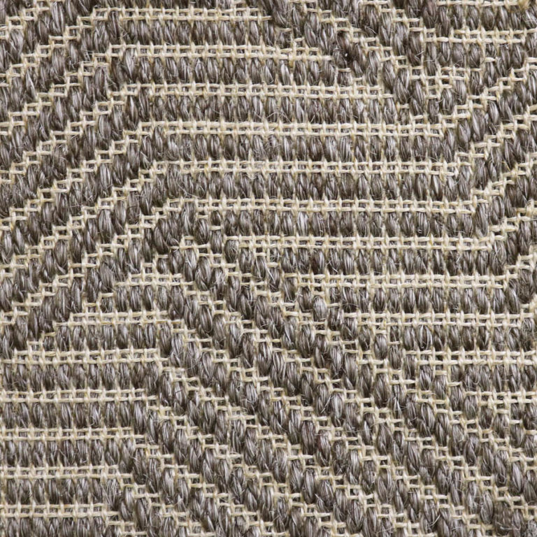 warm grey sisal swatch