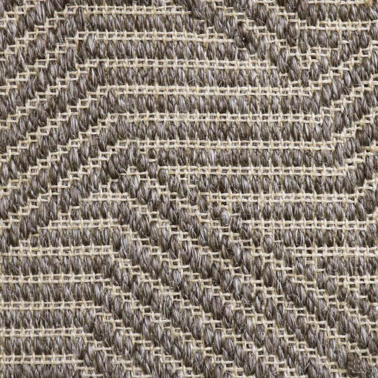 warm grey sisal swatch