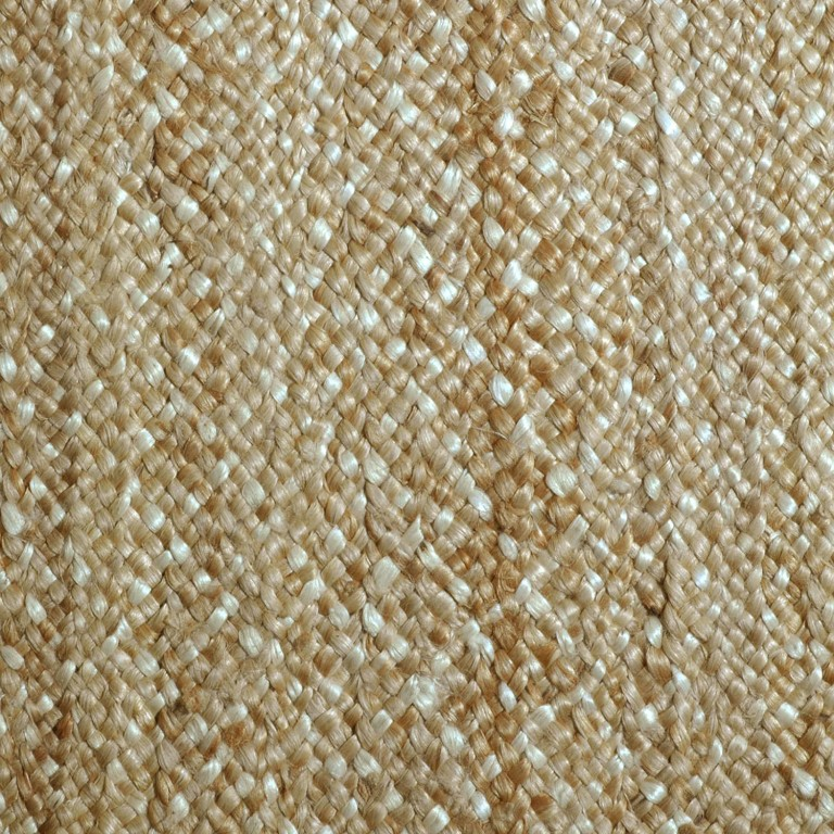 tan colored jute swatch
