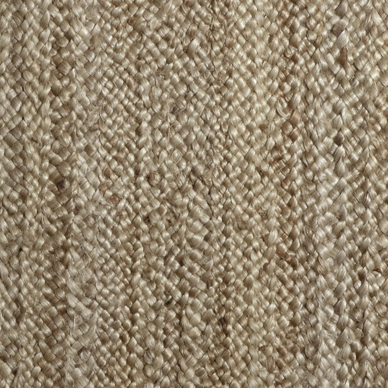 brown colored jute swatch