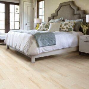 light wood tone laminate flooring