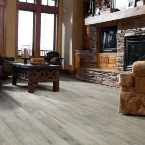 grey wood tone laminate floor