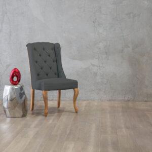 light grey hardwood floors in living room
