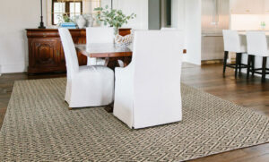 sisal pattern area rug